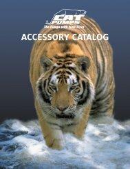 CAT PUMPS high pressure system accessory catalog