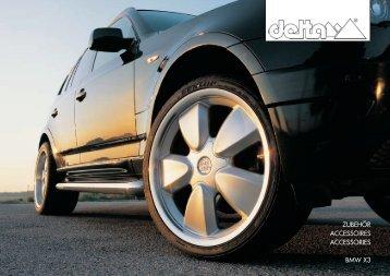 Porsche Cayenne - delta4x4