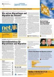 net.werker 01/04 - Stiftung Digitale Chancen