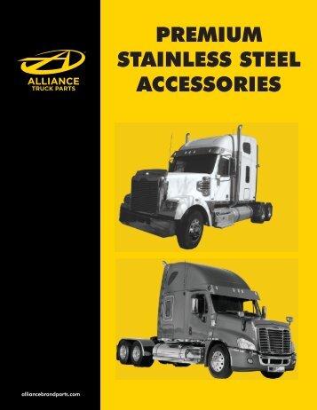 Alliance Cat 2012 - Dieter's Truck Accessories