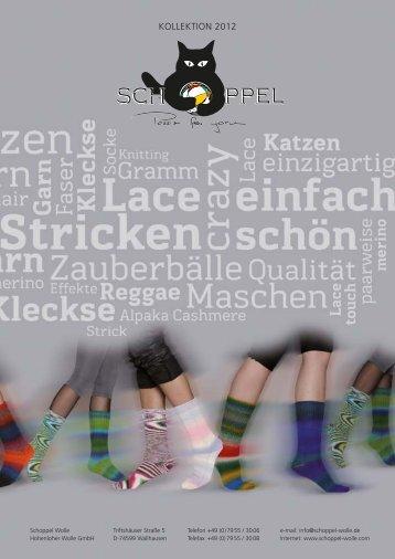 KolleKTion 2012 - Schoppel-Wolle