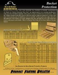BUCKET PROTEC.pdf - cat® used parts