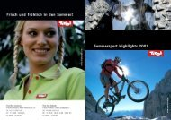 Sommersport Highlights 2007 - Pressetexter