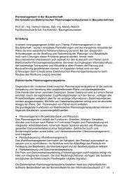 Bericht + Literaturverzeichnis - Fachhochschule Erfurt