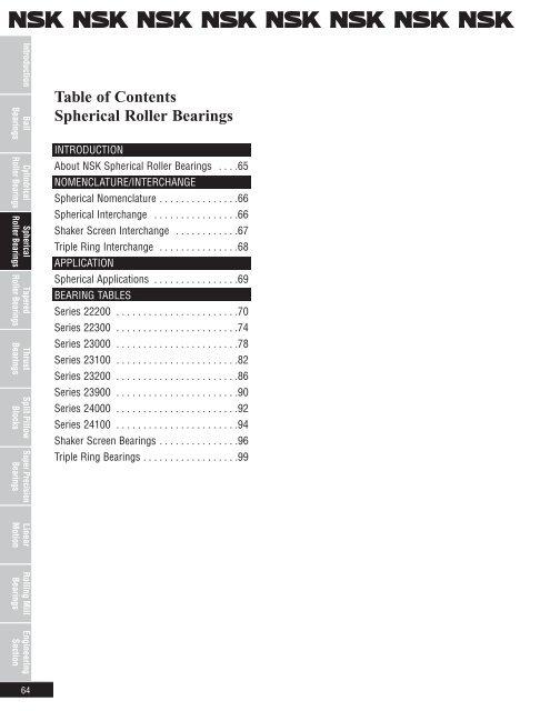 Consolidated Bearing THRUST BALL BEARING 4421