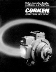 Corken Industrial Vane Pump