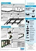 Unterkonstruktion für Wände & Decken - Knauf FormBar - Page 2