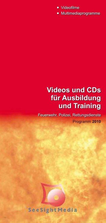 Videos und CDs für Ausbildung und Training - See Sight Media GmbH
