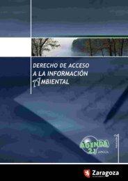 Publicaciones del CDA - Ayuntamiento de Zaragoza