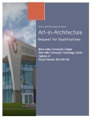 about the art-in-architecture program - State of Illinois