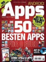 finden sie die 50 besten gratis-apps! - Android Magazin