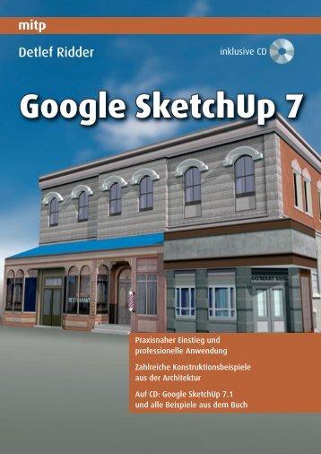 Google SketchUp 7 - Mitp