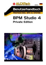 BPM Studio 4 - BPM Studio - BPM Jukebox