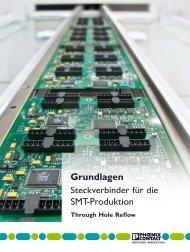 Grundlagen Steckverbinder für die SMT-Produktion - Phoenix Contact