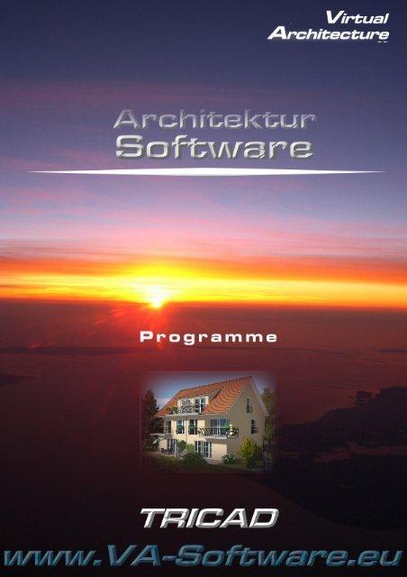 Umgestaltung, Neuplanung von Wohnungen - VA-Software