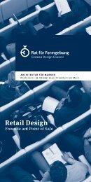 Retail Design – - German Design Council