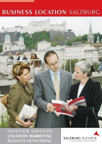 standort broschüre_englisch_0209_ns.qxd - Salzburg Agentur