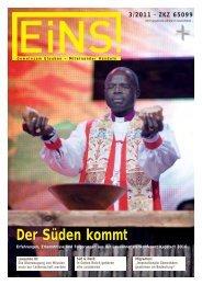 Der Süden kommt - Deutsche Evangelische Allianz