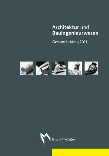 Architektur und Bauingenieurwesen - Bauvorschriften-Report :: Info ...