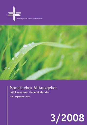 3/2008 - Deutsche Evangelische Allianz