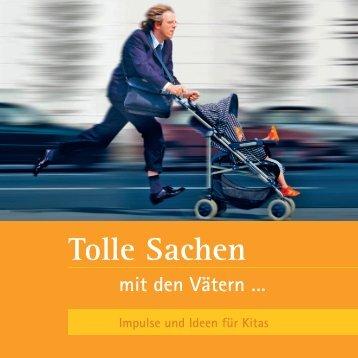 Tolle Sachen mit den Vätern - Diakonie Rheinland-Westfalen-Lippe