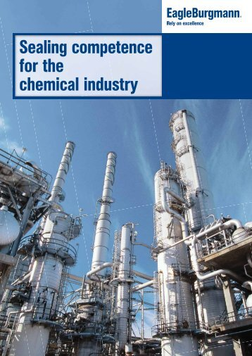 Sealing competence for the chemical industry - EagleBurgmann