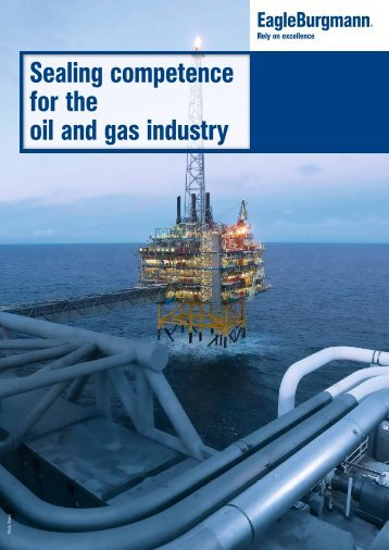 Sealing competence for the oil and gas industry - EagleBurgmann