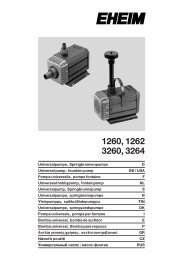 Manual ( pdf, 743.94 KB) - Eheim