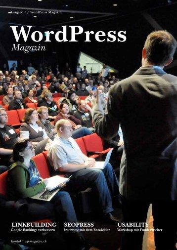 Download - Schweizer Wordpress Magazin