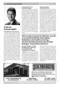 CDUintern - Ausgabe 1, Januar 2010 - Kreisverband Breisgau ... - Page 6
