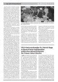 CDUintern - Ausgabe 1, Januar 2010 - Kreisverband Breisgau ... - Page 7