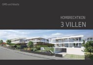 3 VILLEN - CD Architekten AG