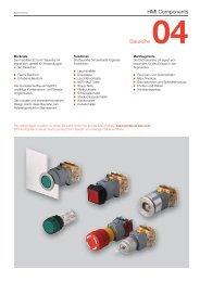 HMI Components Baureihe 04 - Eao
