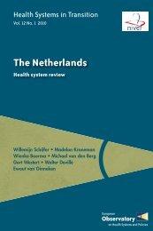 The Netherlands HiT series - World Health Organization Regional ...