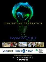 InnovatIon GEnEratIon - PaperCon