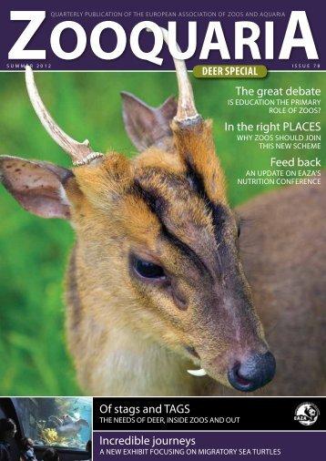 Deer (Cervidae) of Southeast ASIA - European Association of Zoos ...