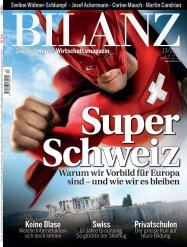 Martin Candrian Super Schweiz Warum wir Vorbild für ... - CelsiusPro