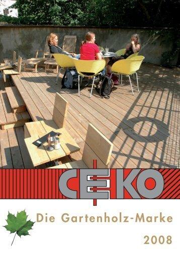 CEKO - Nutzholz May