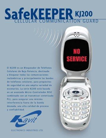 KJSeries_Flyers_Spanish (Page 1) - KAVIT Electronics Industries