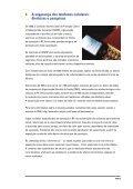 A Saúde & os Campos Eletromagnéticos de Telefones Celulares - Page 5