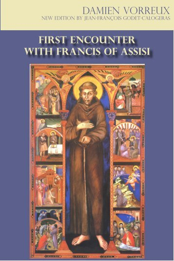 Damien Vorreux FiRST ENCOUNTER WiTh FRANCiS OF ASSiSi