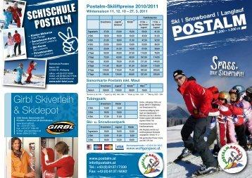 Ski | Snowboard - Postalm