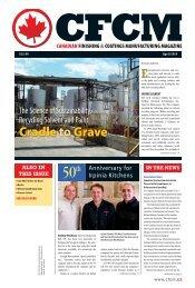 Industrial Finishing - CFCM Magazine