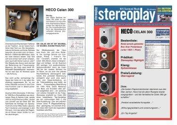 CELAN 300 HECO Celan 300