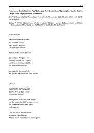 Auswahl an Gedichten von Paul Celan aus dem - PHZ Luzern ...
