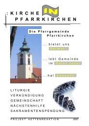 Gemeinde Pfarrkirchen bei Bad Hall - Zentrum