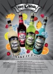 easy drinks Germania