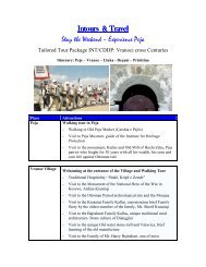 Dec 11_Vranoci Cultural Tour Package - Experience Kosovo Blog