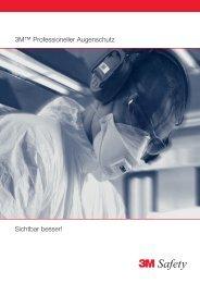 3M™ Professioneller Augenschutz Sichtbar besser!