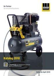 Katalog 2010 - Schneider-Airsystems